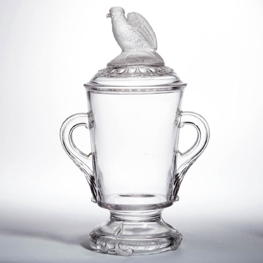 FROSTED EAGLE / OLD ABE JAM / PICKLE JAR