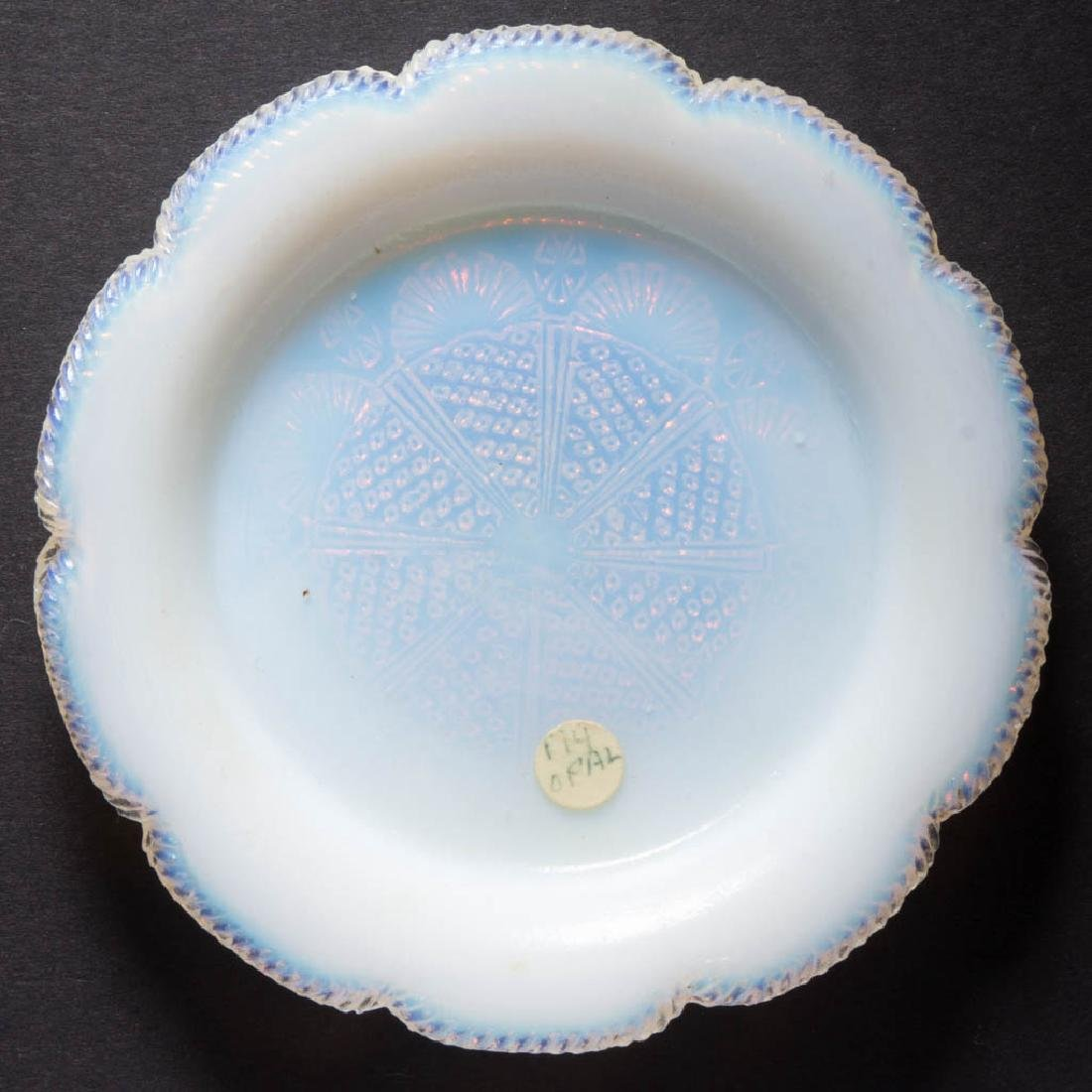 LEE/ROSE NO. 174 CUP PLATE