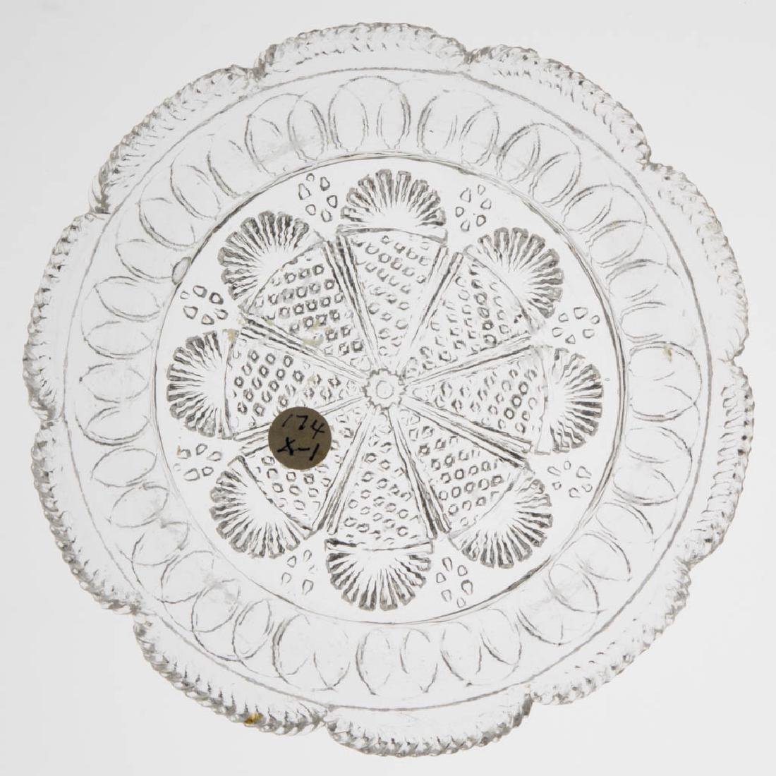 LEE/ROSE NO. 174-X-1 CUP PLATE