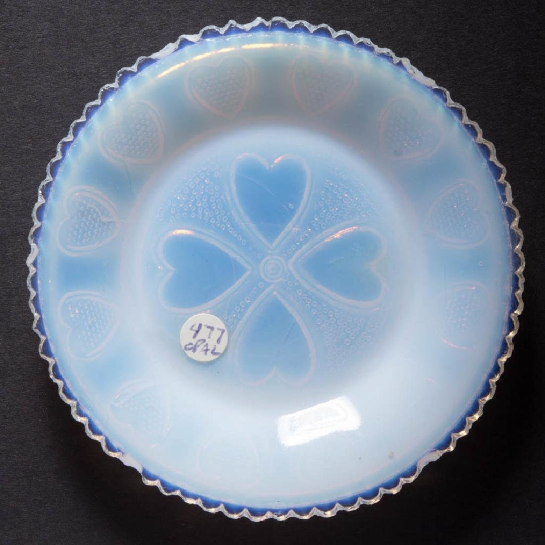 LEE/ROSE NO. 477 CUP PLATE