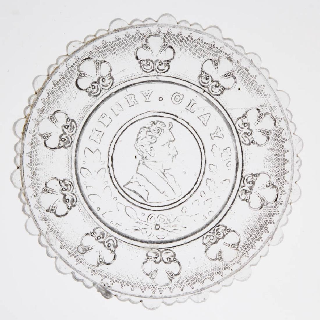 LEE/ROSE NO. 562 CUP PLATE