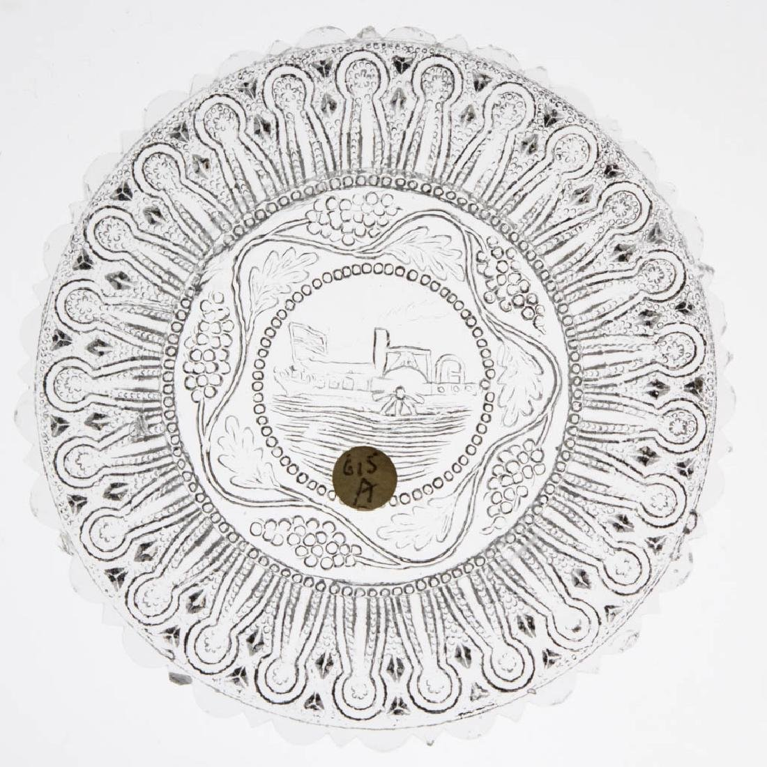 LEE/ROSE NO. 615-A CUP PLATE