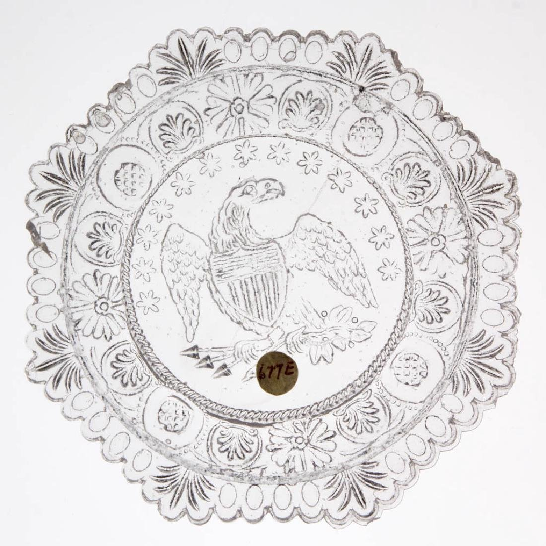 LEE/ROSE NO. 677-E CUP PLATE