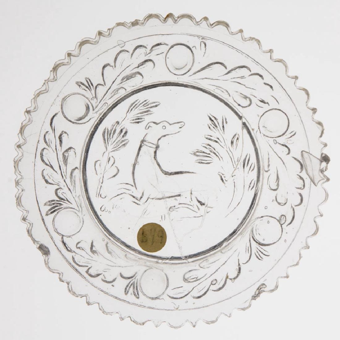 LEE/ROSE NO. 699 CUP PLATE