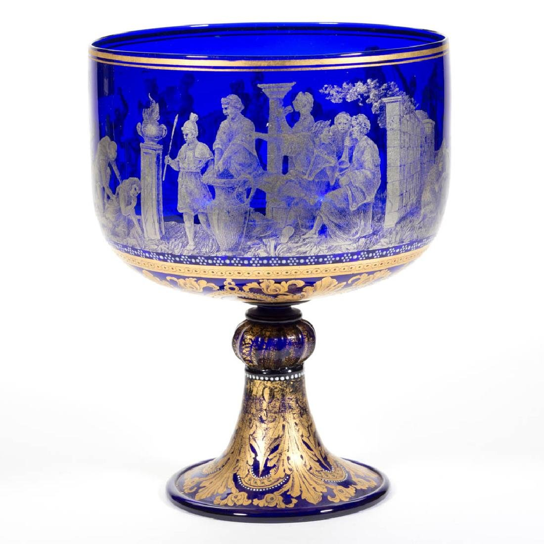 VENETIAN FREE-BLOWN WEDDING CUP