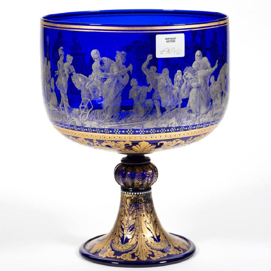 VENETIAN FREE-BLOWN WEDDING CUP - 3