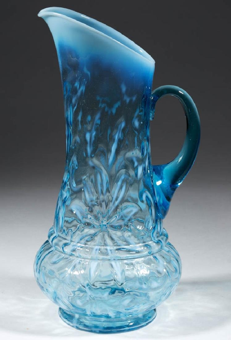 POINSETTIA TANKARD WATER PITCHER