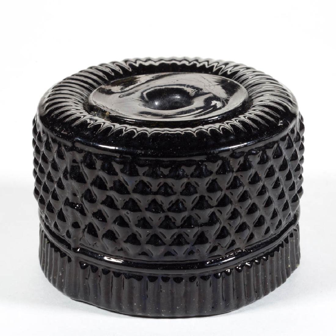 BLOWN-MOLDED GII-18 INKWELL