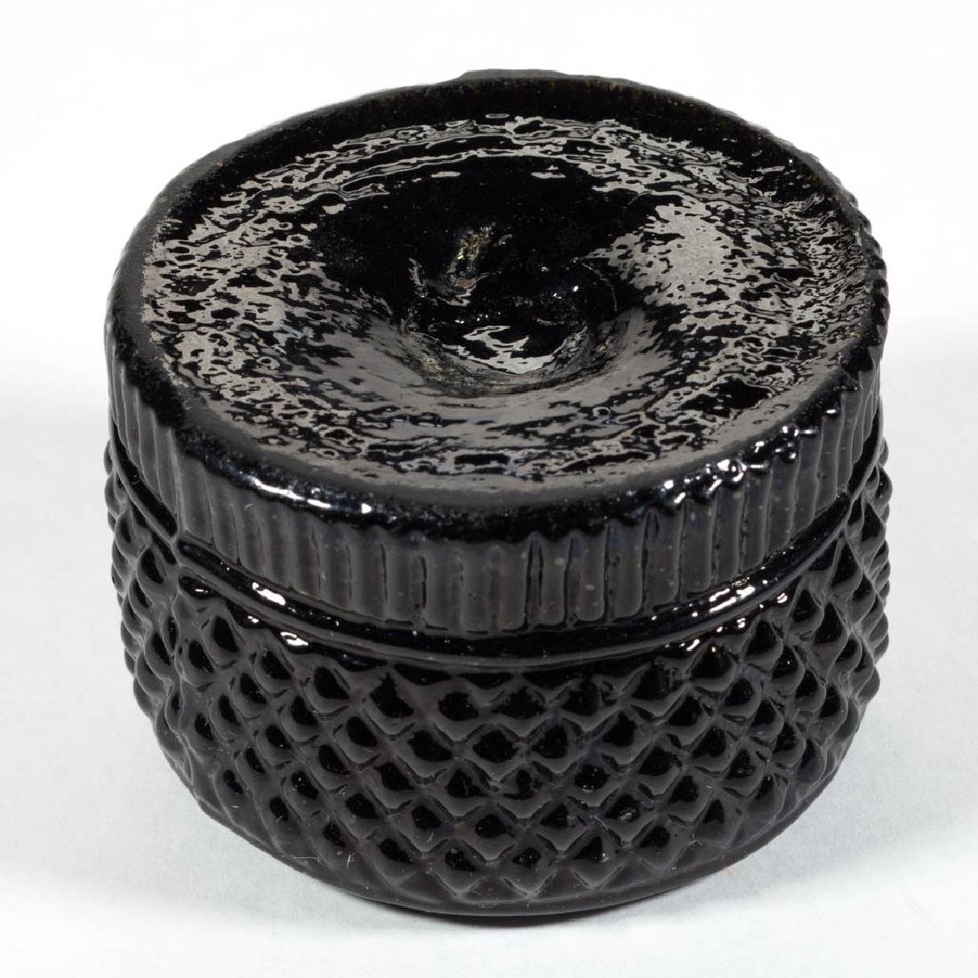 BLOWN-MOLDED GII-18 INKWELL - 2