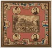 1851 LONDON CRYSTAL PALACE EXHIBITION / WORLD'S FAIR
