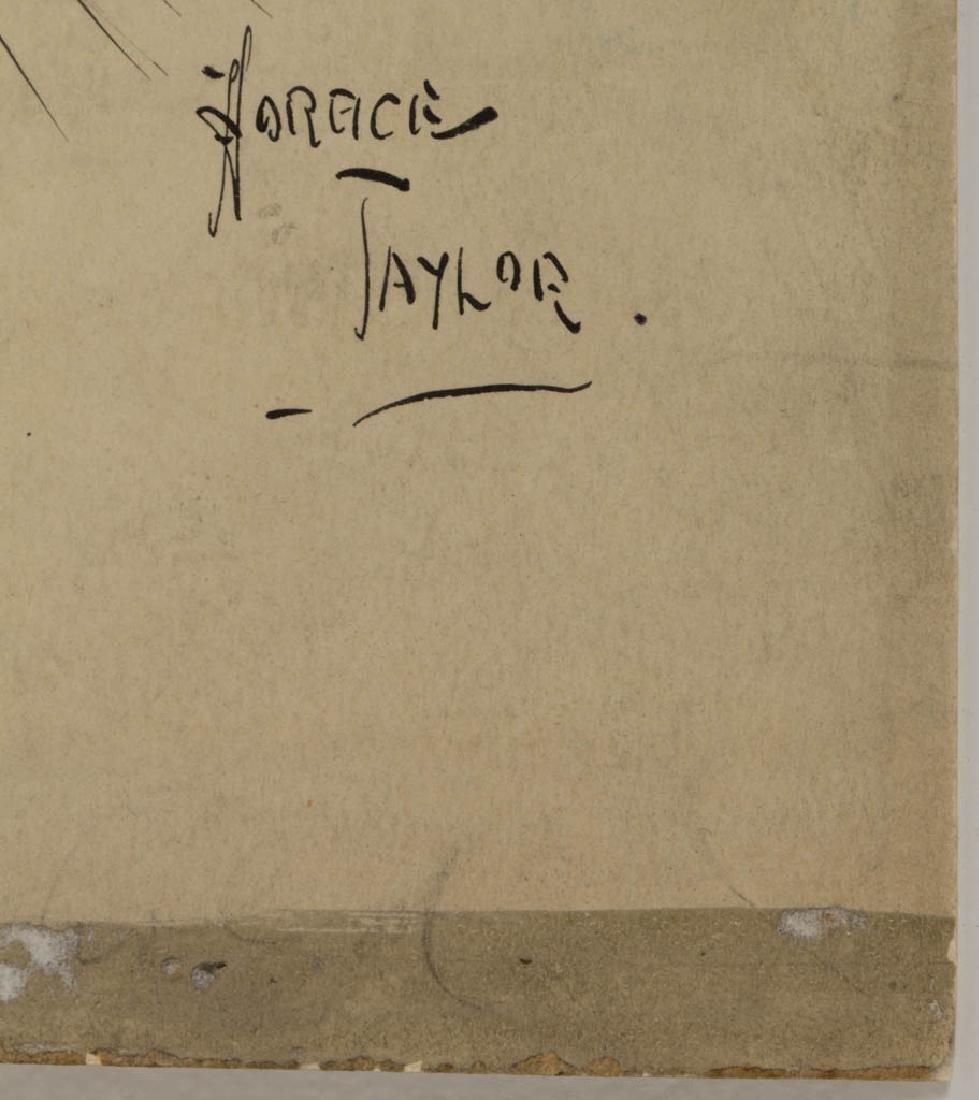 HORACE TAYLOR (AMERICAN, 1865-1921) ORIGINAL - 2
