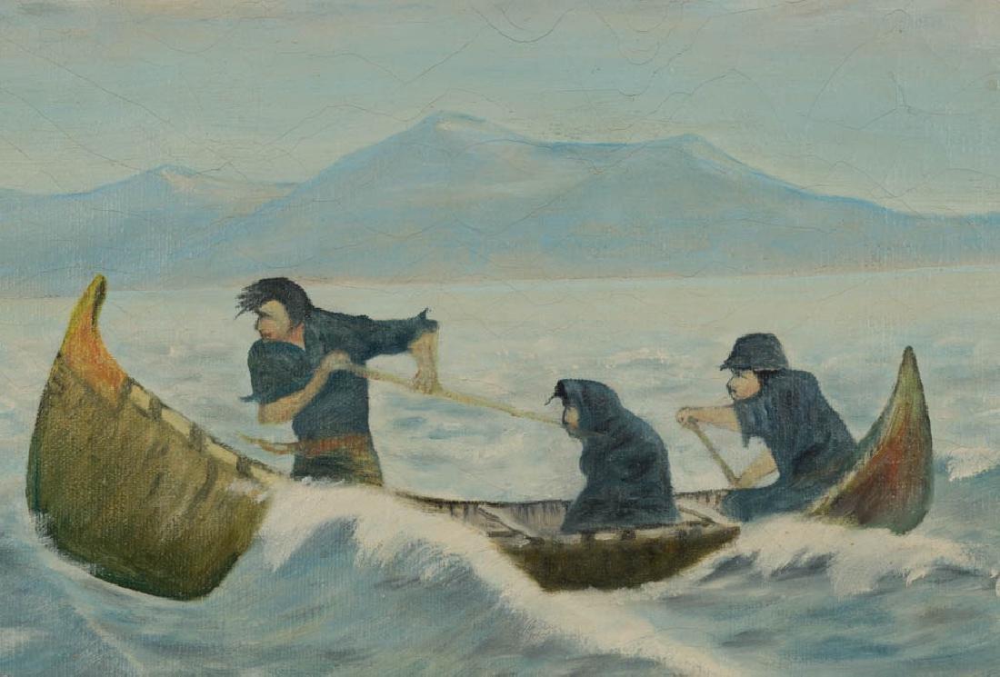 VERNON NAPIER (AMERICAN/CANADIAN, 20TH CENTURY) - 2