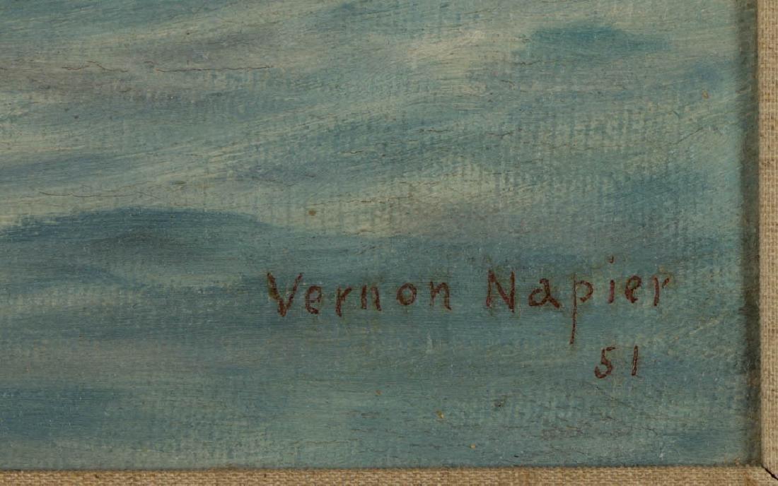 VERNON NAPIER (AMERICAN/CANADIAN, 20TH CENTURY) - 3