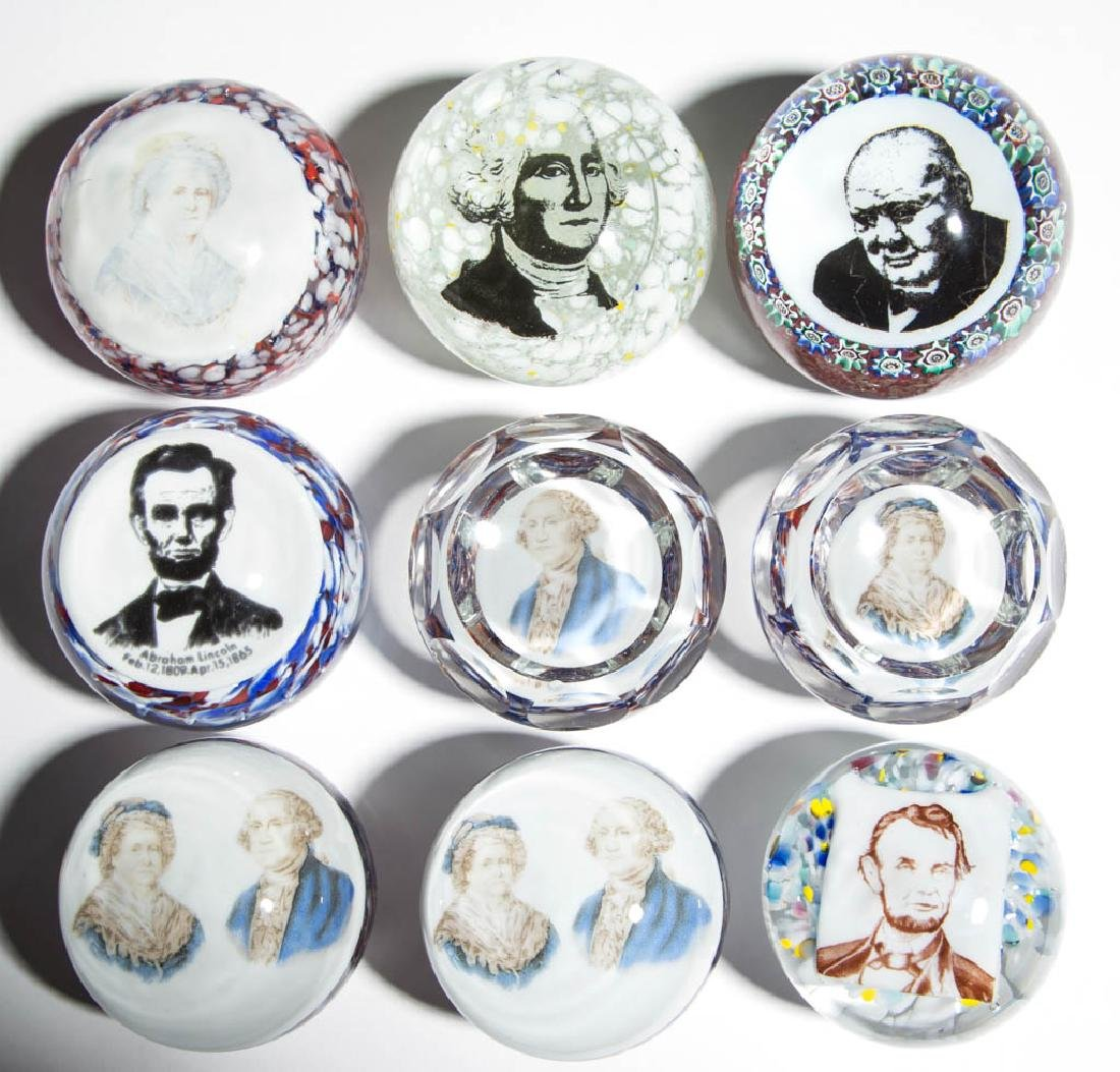 ASSORTED PRESIDENTIAL / HISTORICAL FIGURES