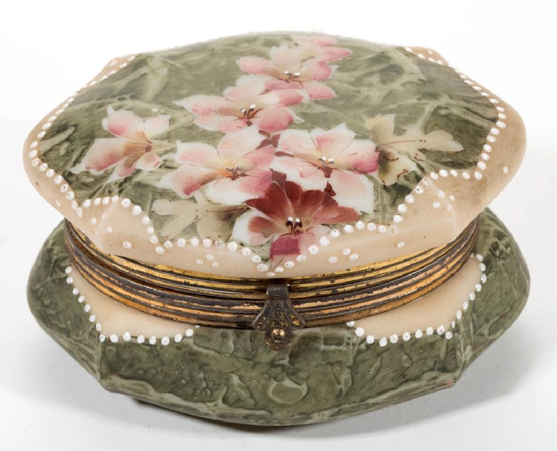 C. F. MONROE KELVA DRESSER BOX