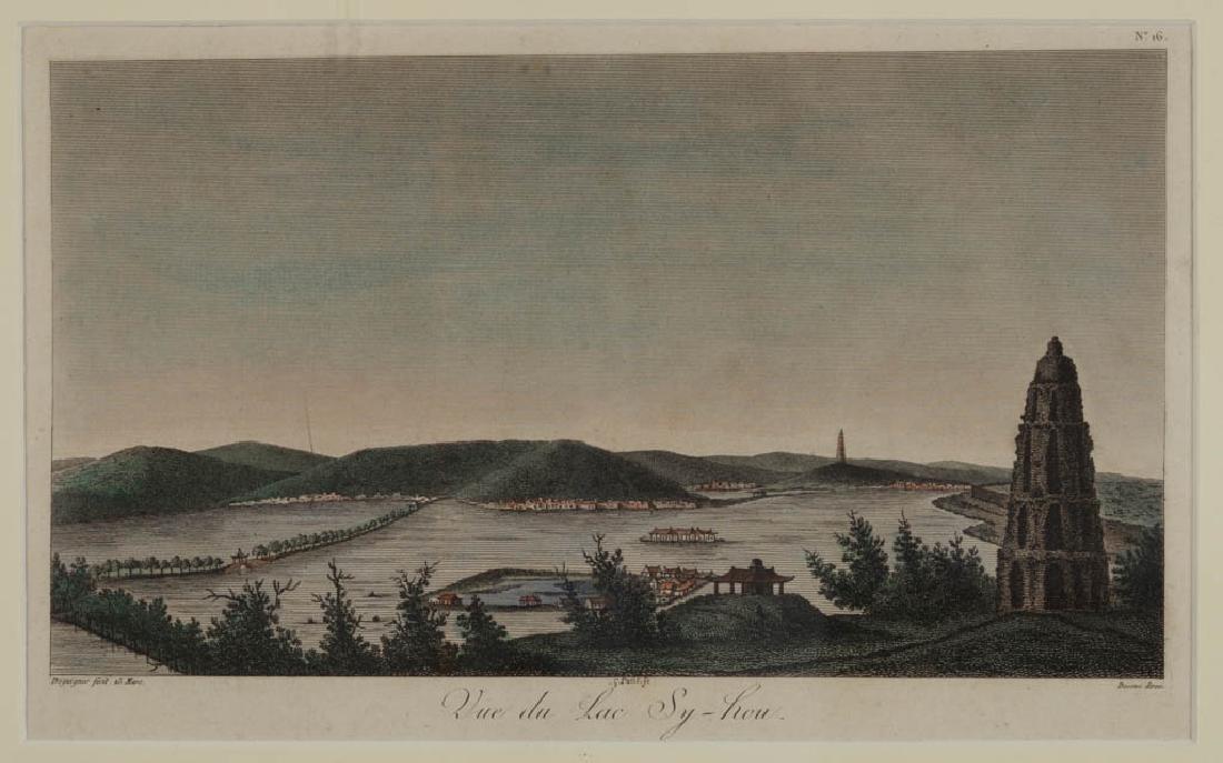 CHRETIEN LOUIS JOSPEH DE GUIGNES (FRENCH, 1721-1800) - 2