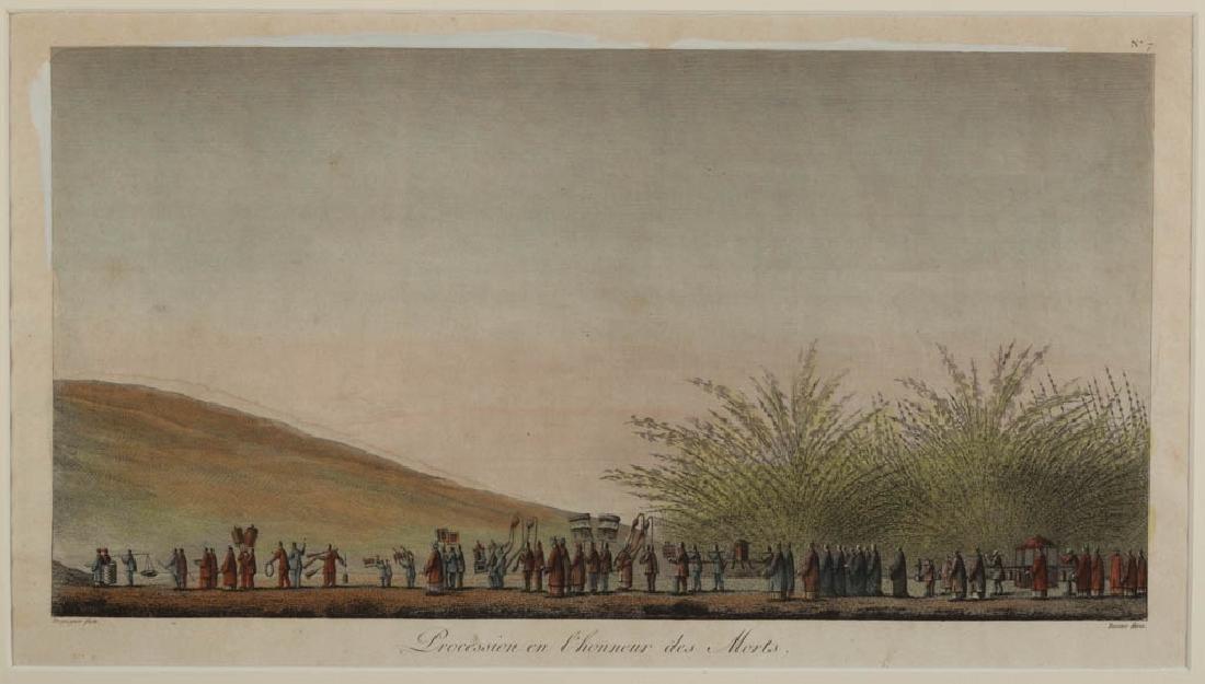 CHRETIEN LOUIS JOSPEH DE GUIGNES (FRENCH, 1721-1800) - 4