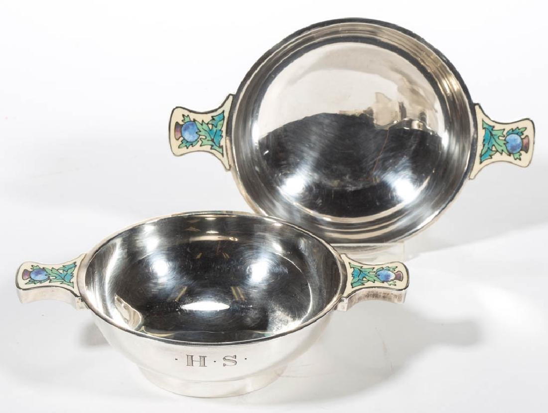 BERNARD INSTONE ENGLISH ARTS AND CRAFTS STERLING SILVER
