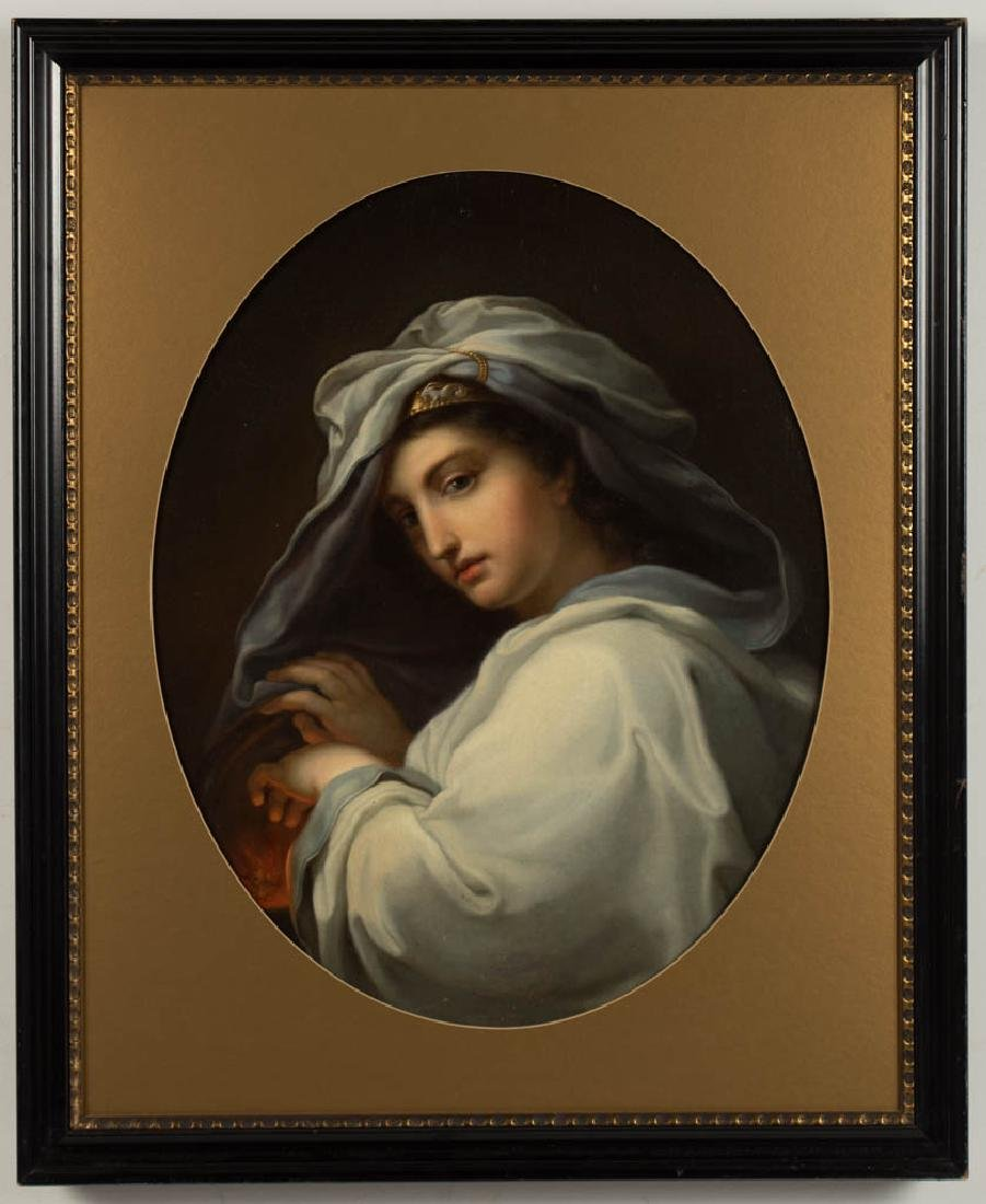 OLD-MASTER STYLE PAINTING