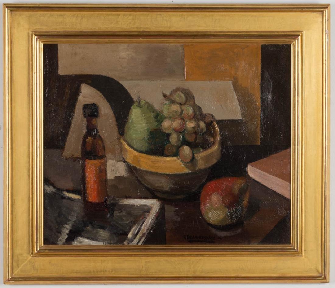 ROGER DE LA FRESNAYE (FRENCH, 1885-1925) STILL-LIFE - 2
