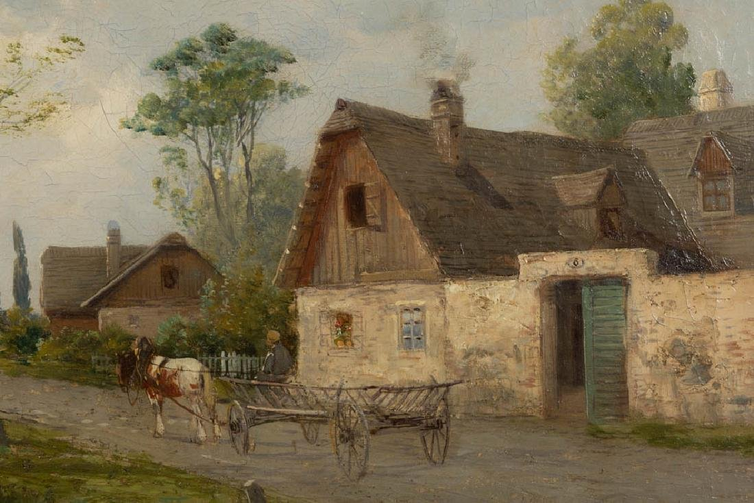THEODORE PAIER (GERMAN, 19TH CENTURY) LANDSCAPE - 3