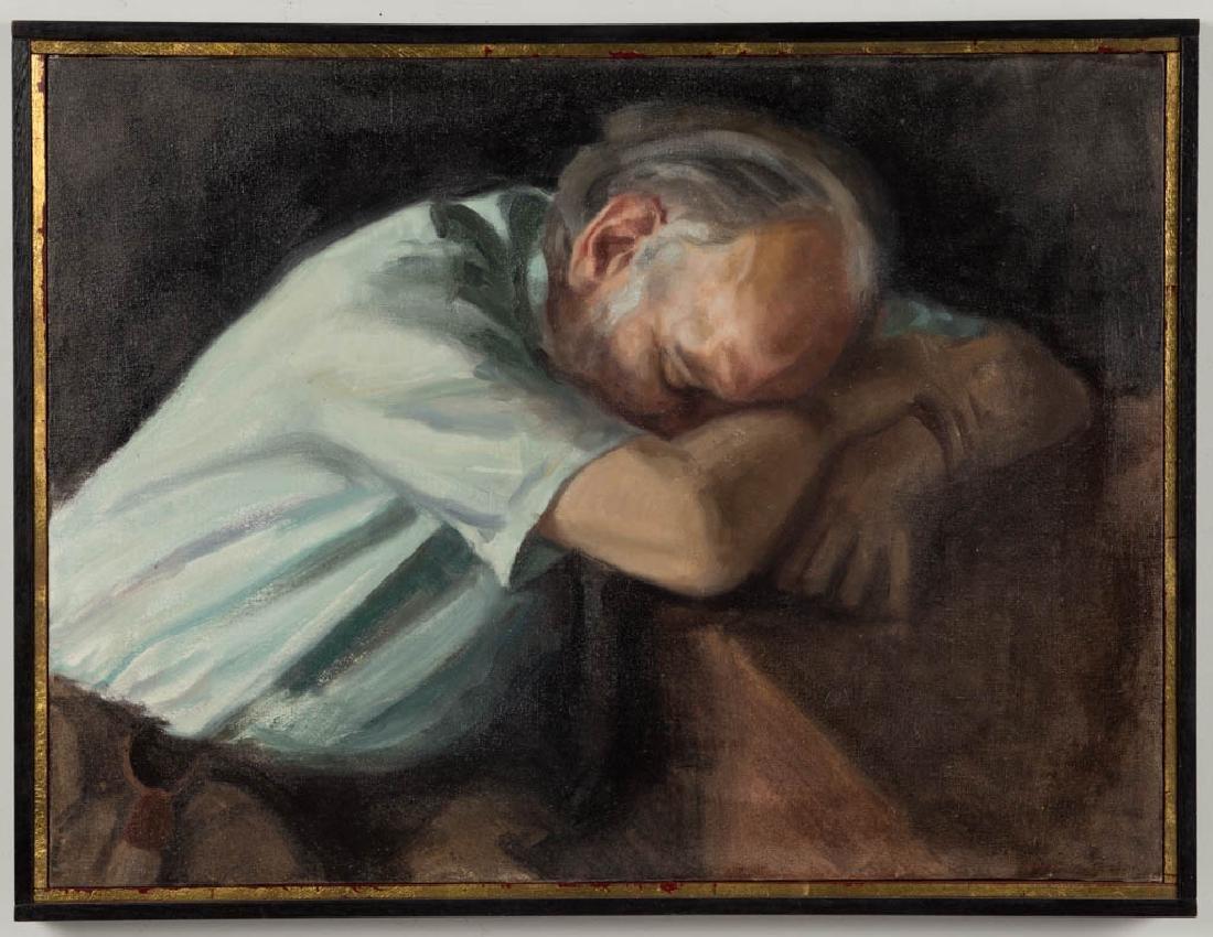 PAIR OF EPHRAIM RUBENSTEIN (AMERICAN, B. 1956)