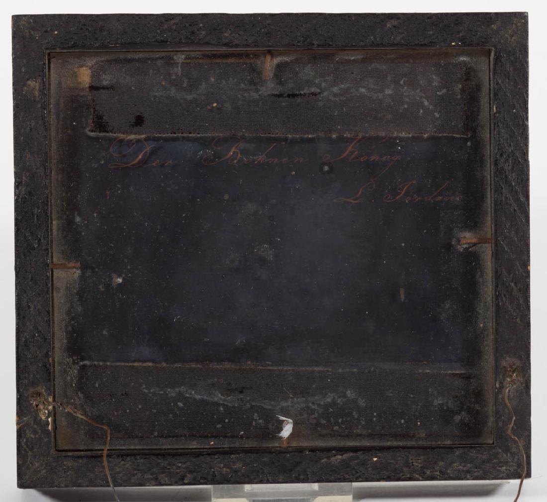 CONTINENTAL SCHOOL (18TH CENTURY) DIMINUTIVE TAVERN - 2