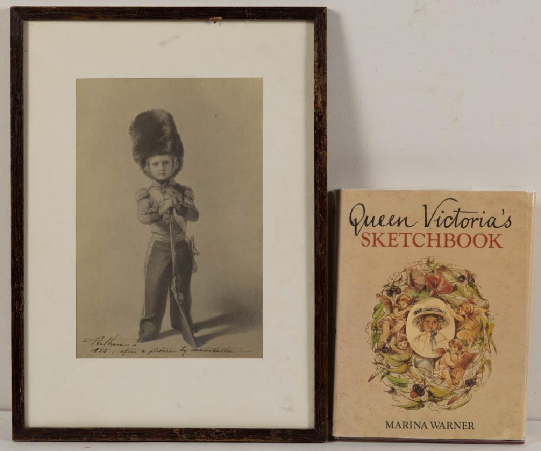 FRANZ XAVER WINTERHALTER (BRITISH, 1803-1875) PRINT OF