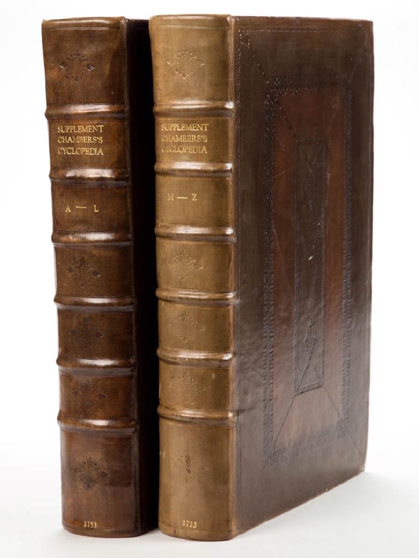 ENGLISH HISTORICAL ENCYCLOPEDIA VOLUMES, SET OF TWO - 2