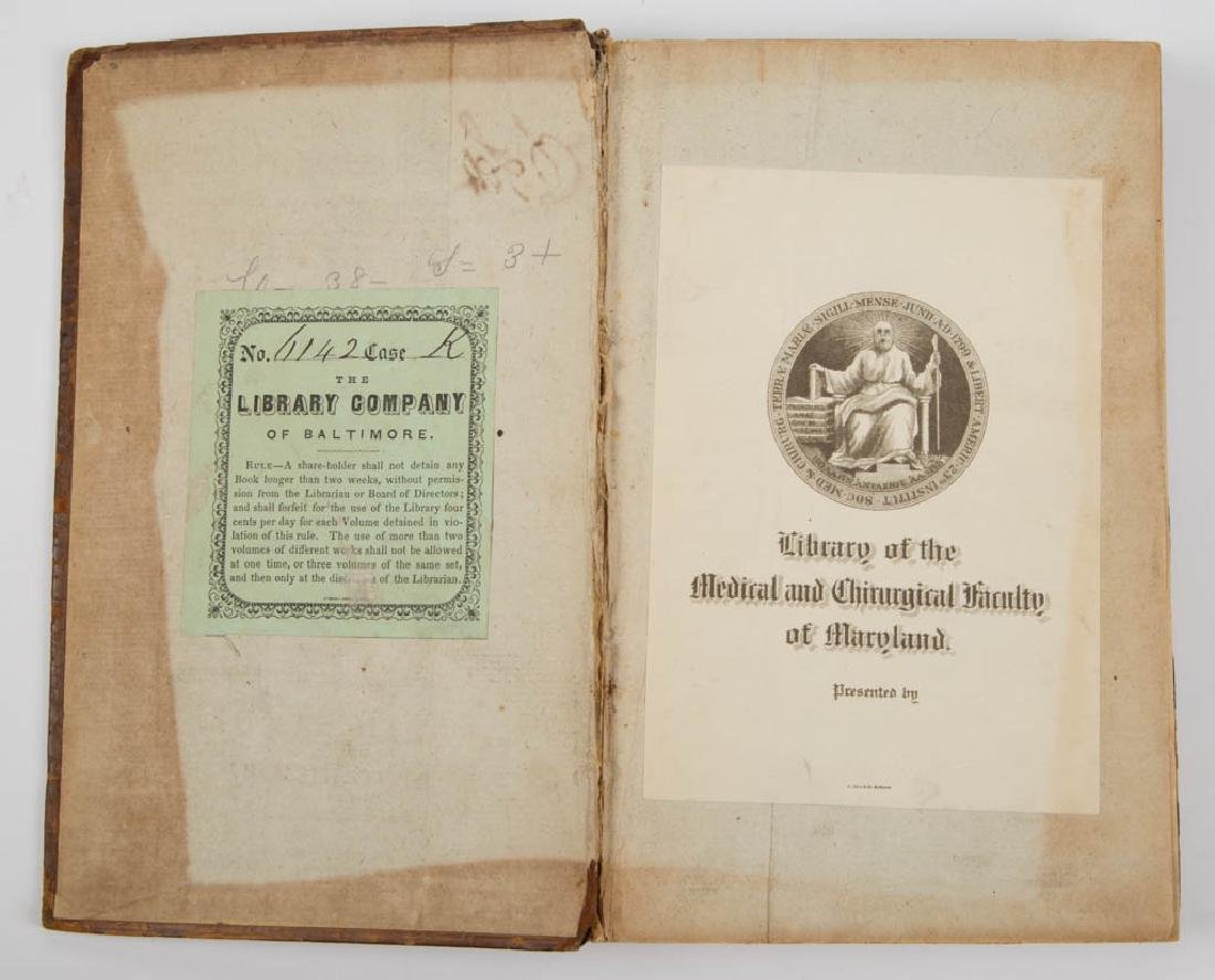 ENGLISH HISTORICAL MEDICAL VOLUME - 2