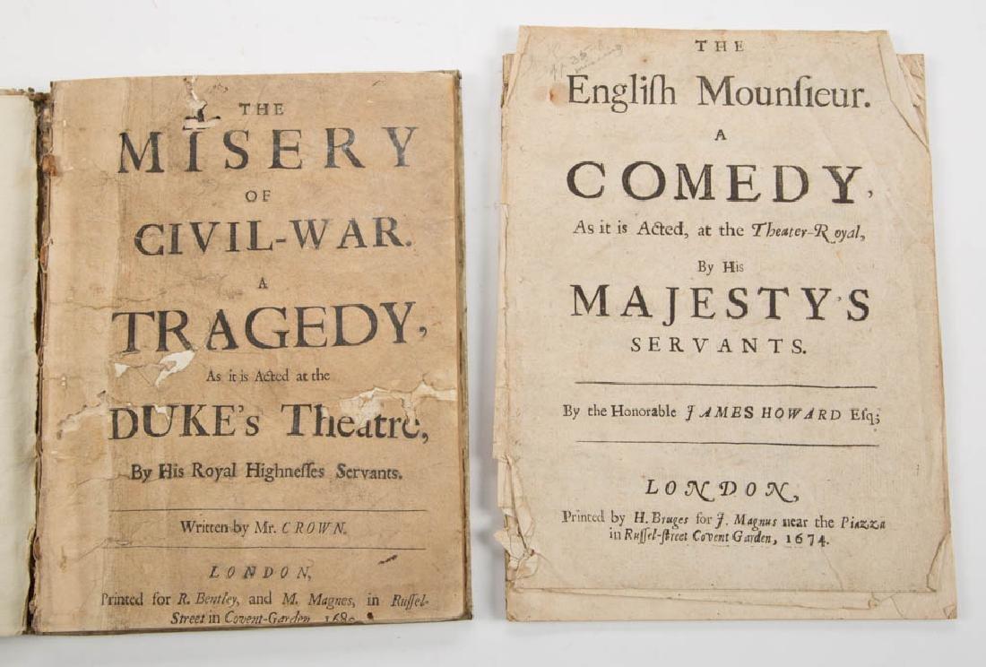 ENGLISH HISTORICAL SEVENTEENTH CENTURY LITERATURE