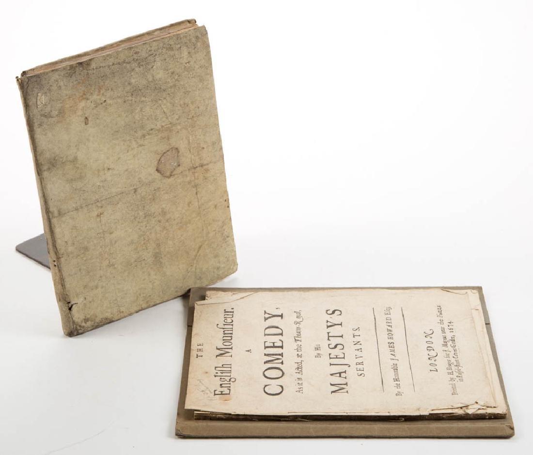 ENGLISH HISTORICAL SEVENTEENTH CENTURY LITERATURE - 3