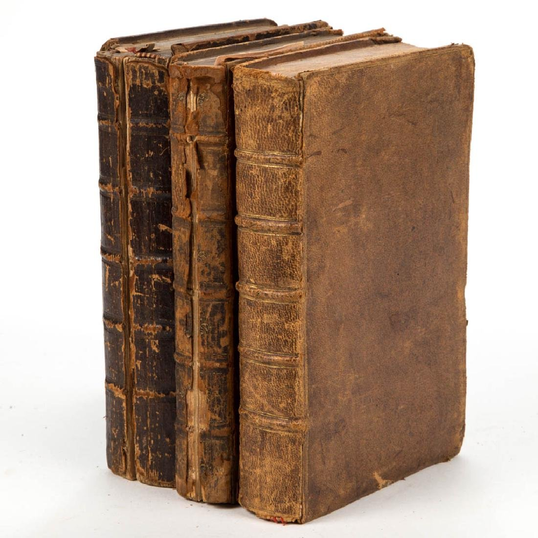 BRITISH HISTORICAL TRADES AND RELATED VOLUMES, LOT OF