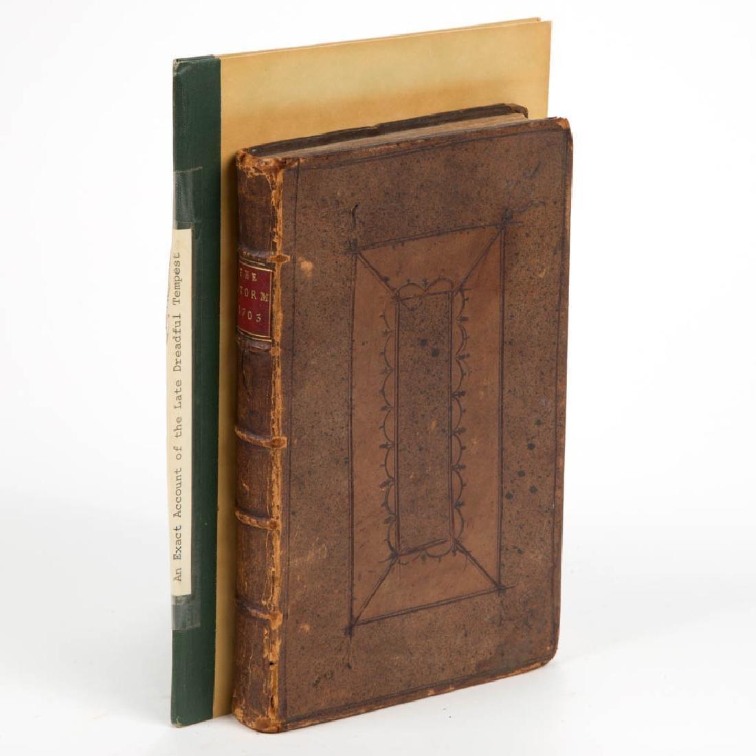 BRITISH HISTORICAL METEOROLOGY / JOURNALISM VOLUME