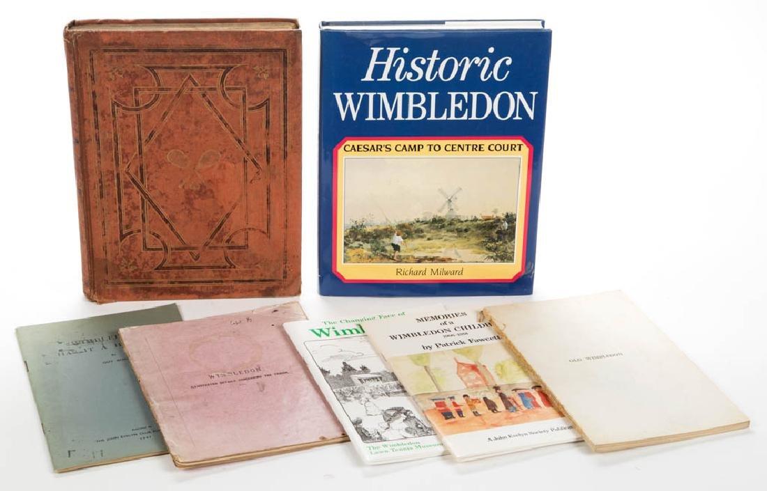 BRITISH HISTORICAL SPORTING VOLUME