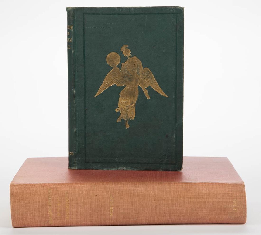 BRITISH HISTORICAL / ROMAN BRITAIN HISTORY VOLUMES, LOT