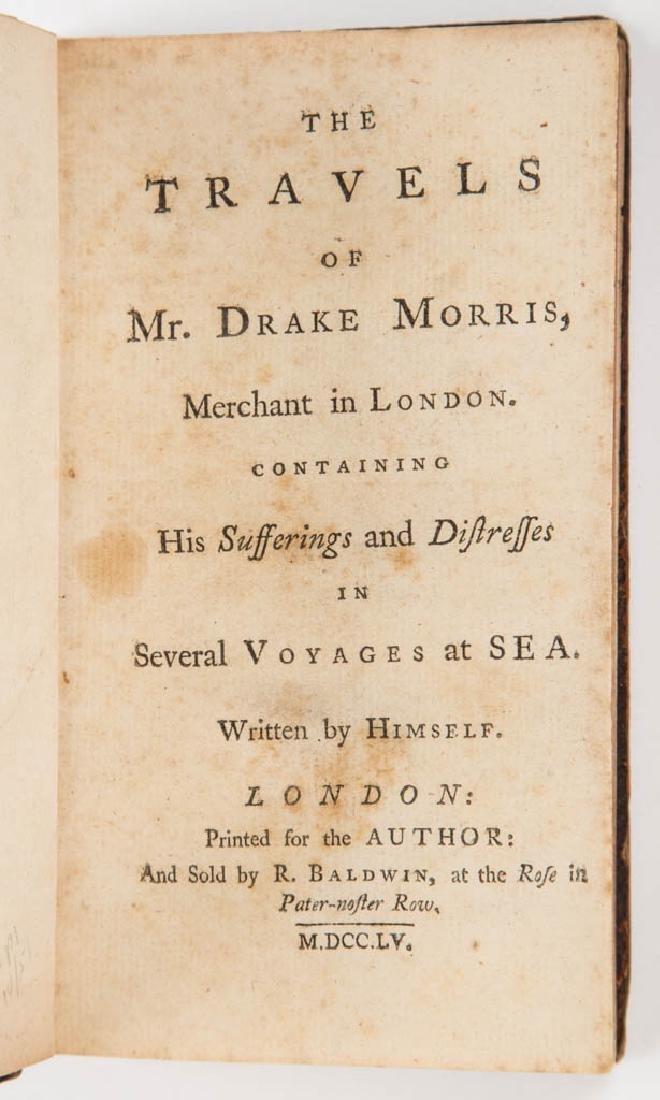 BRITISH HISTORICAL LITERATURE / TRAVEL VOLUME