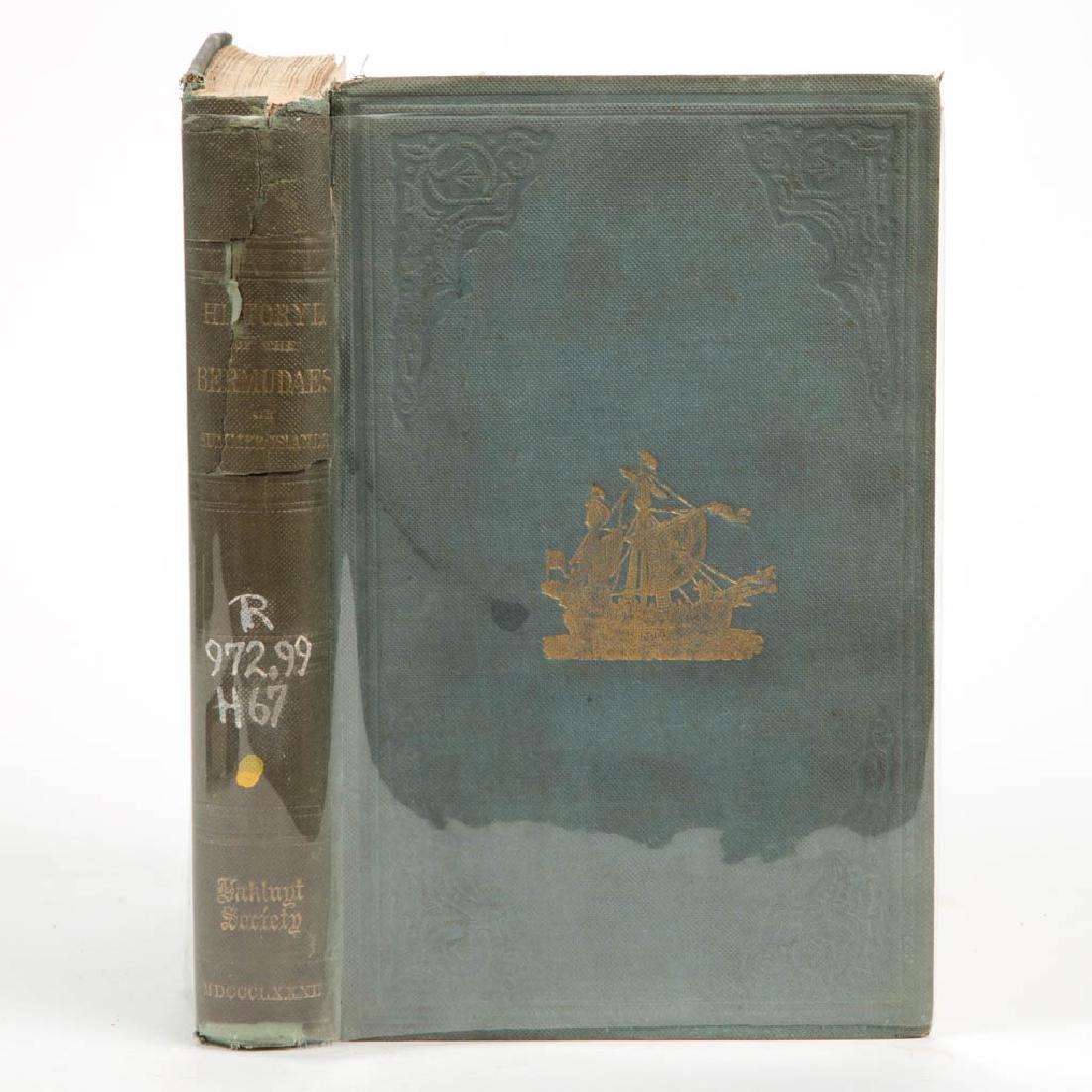 BRITISH / BERMUDA HISTORY VOLUME - 2