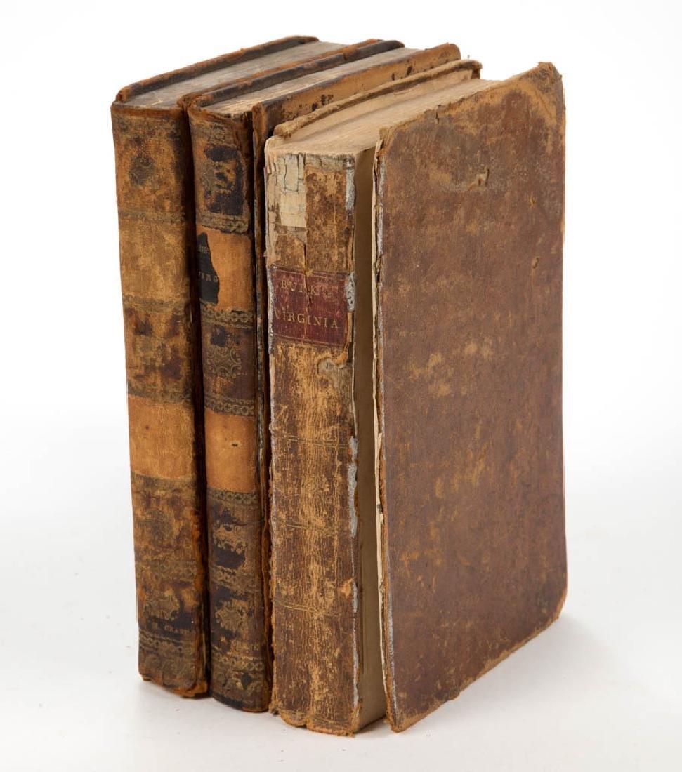 AMERICAN HISTORICAL VIRGINIA HISTORY VOLUMES, SET OF