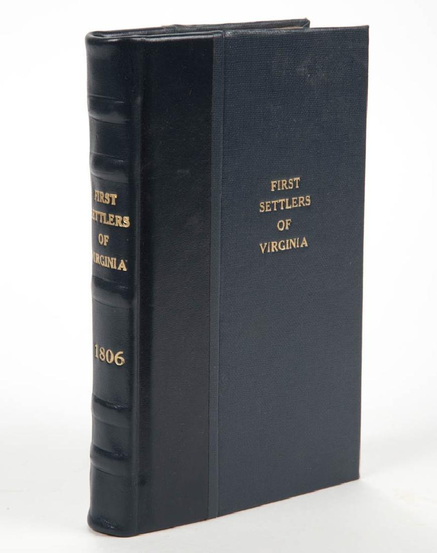 AMERICAN HISTORICAL VIRGINIA VOLUME - 2