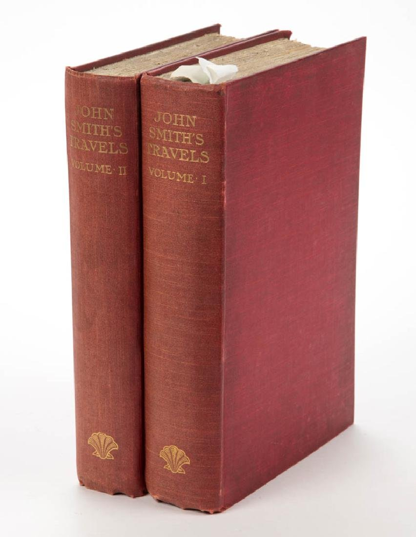 AMERICAN HISTORICAL VIRGINIA VOLUMES, SET OF TWO