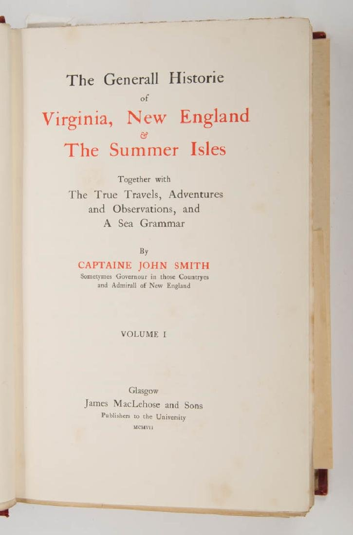 AMERICAN HISTORICAL VIRGINIA VOLUMES, SET OF TWO - 2