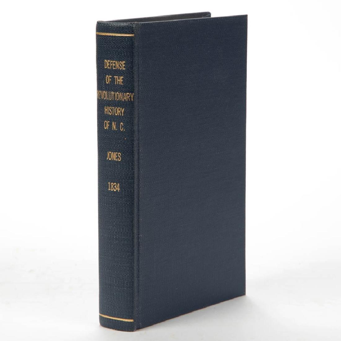AMERICAN HISTORICAL NORTH CAROLINA REFERENCE VOLUME - 2