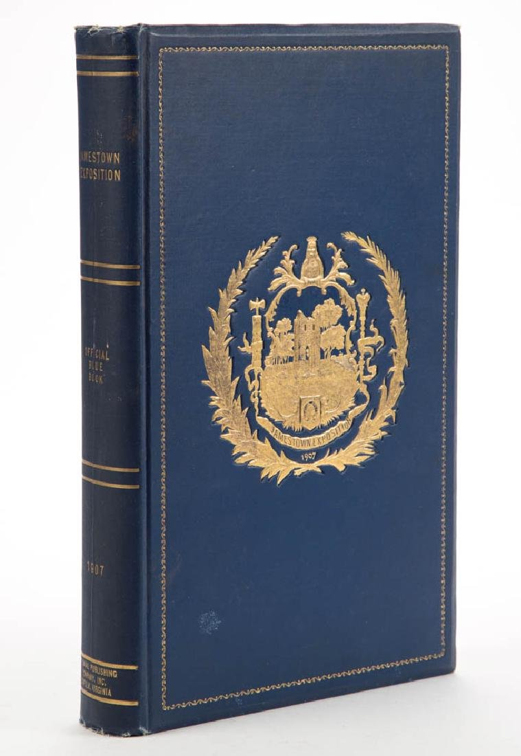 JAMESTOWN EXPOSITION HISTORICAL VOLUME