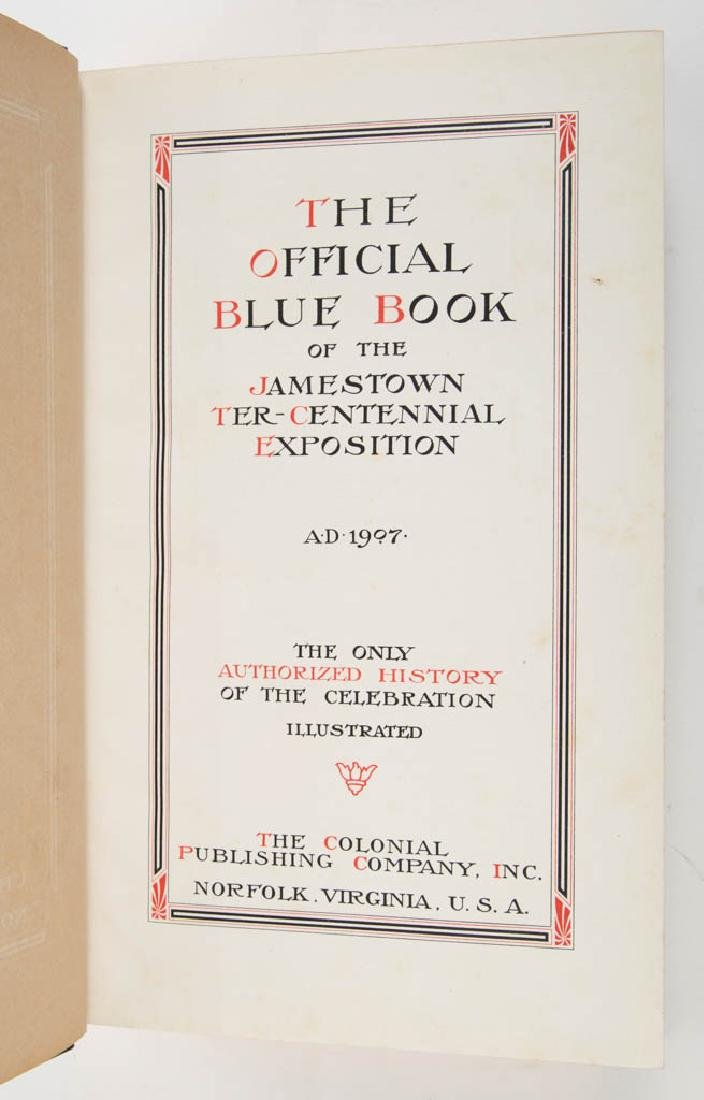 JAMESTOWN EXPOSITION HISTORICAL VOLUME - 2