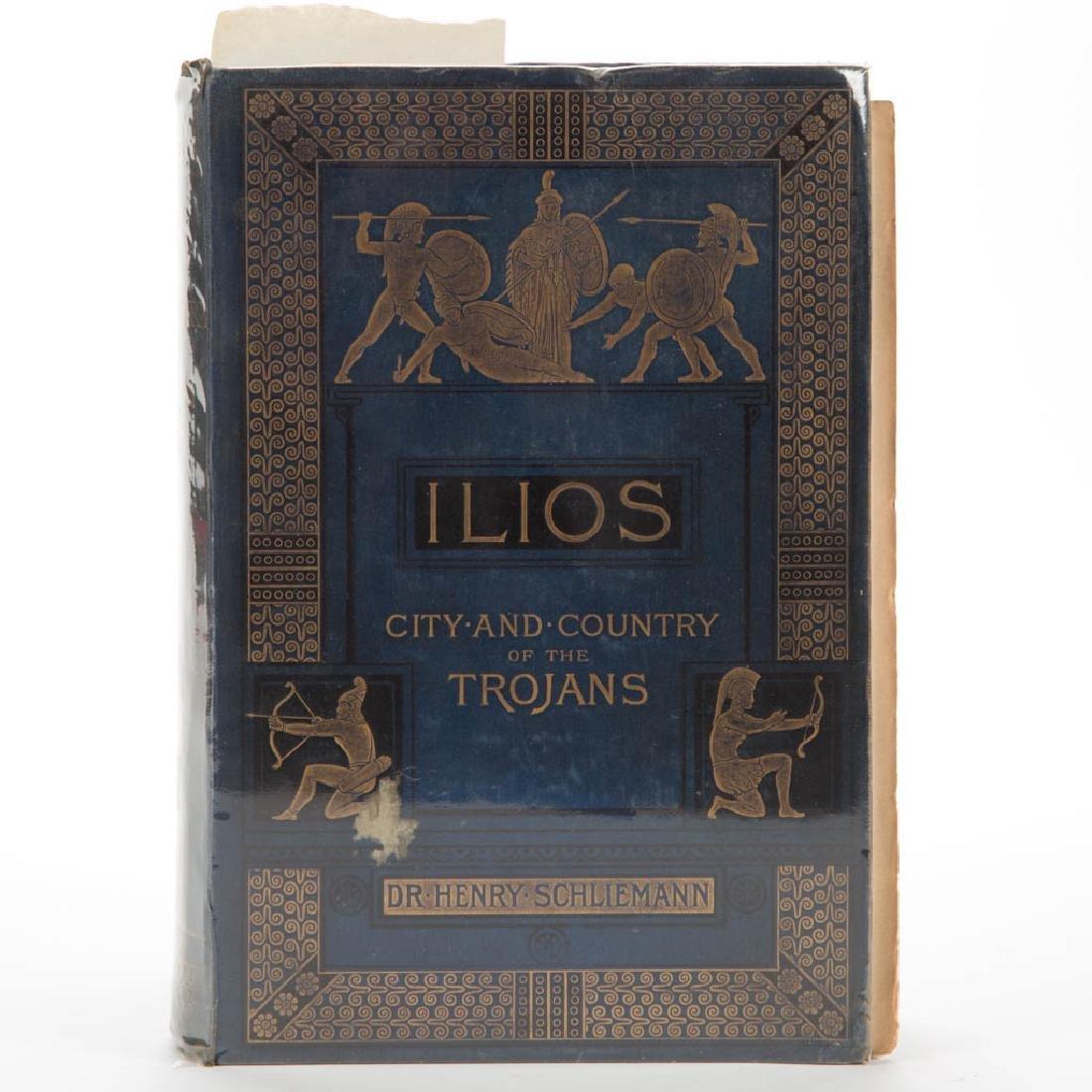 ANTIQUITIES / GREEK HISTORICAL VOLUME