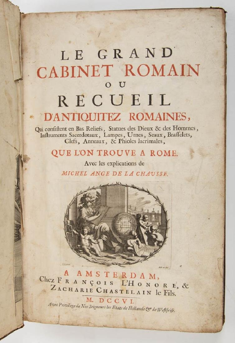 ANTIQUITIES / ROMAN HISTORICAL VOLUME
