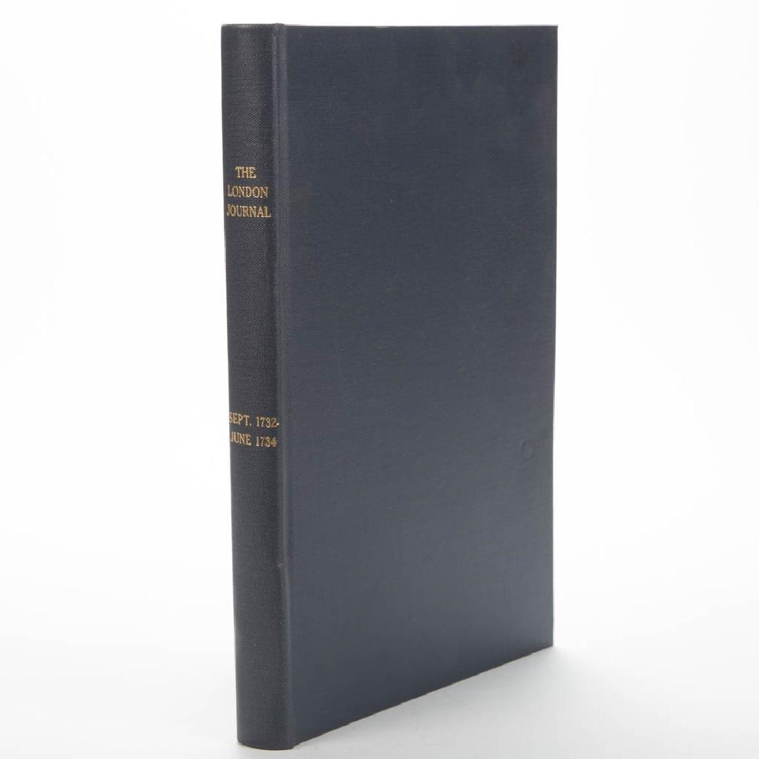 BRITISH PERIODICALS EIGHTEENTH CENTURY BOUND VOLUME