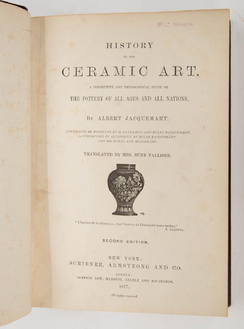 CERAMIC HISTORY VOLUME