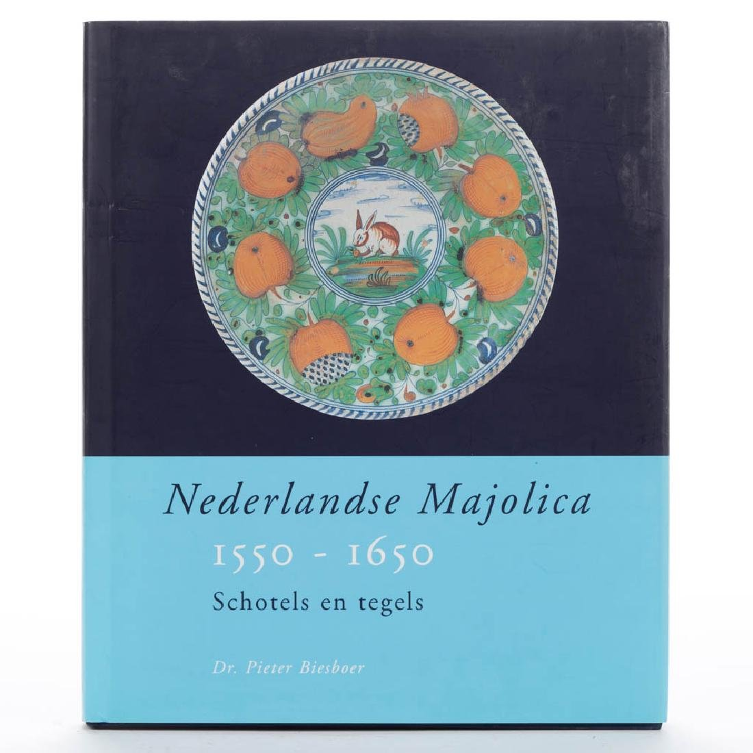 DUTCH DELFT / MAJOLICA CERAMIC VOLUME